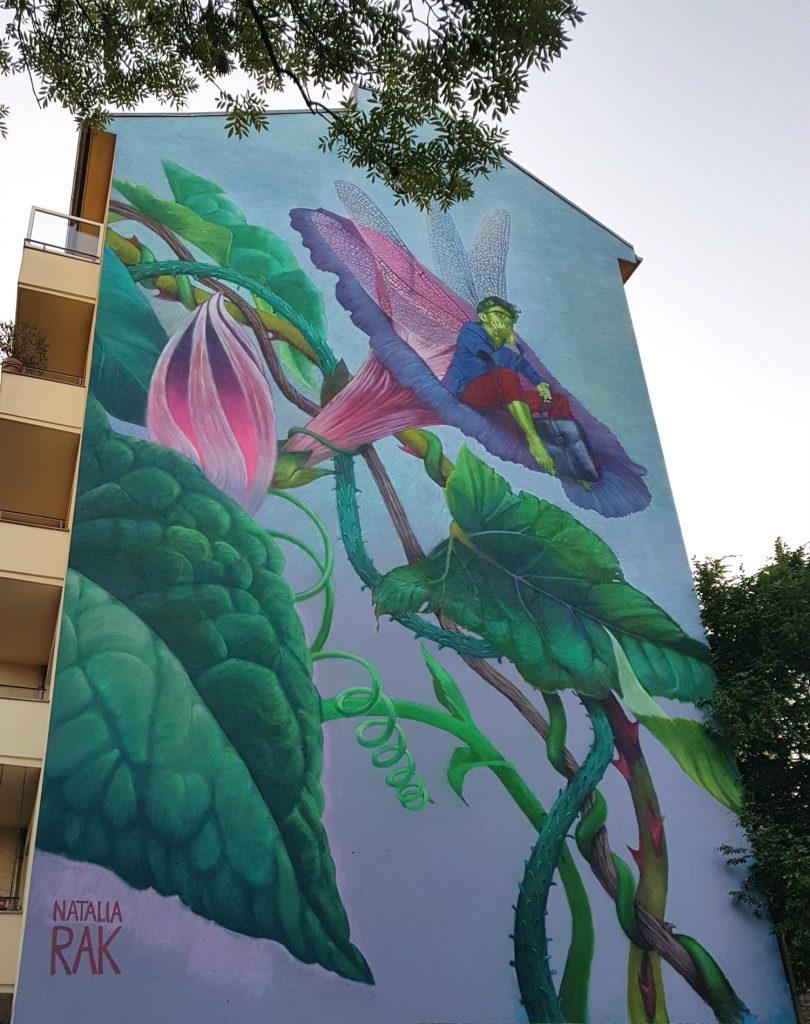 Berlin Mural Fest Kreuzberg Natalia Rak
