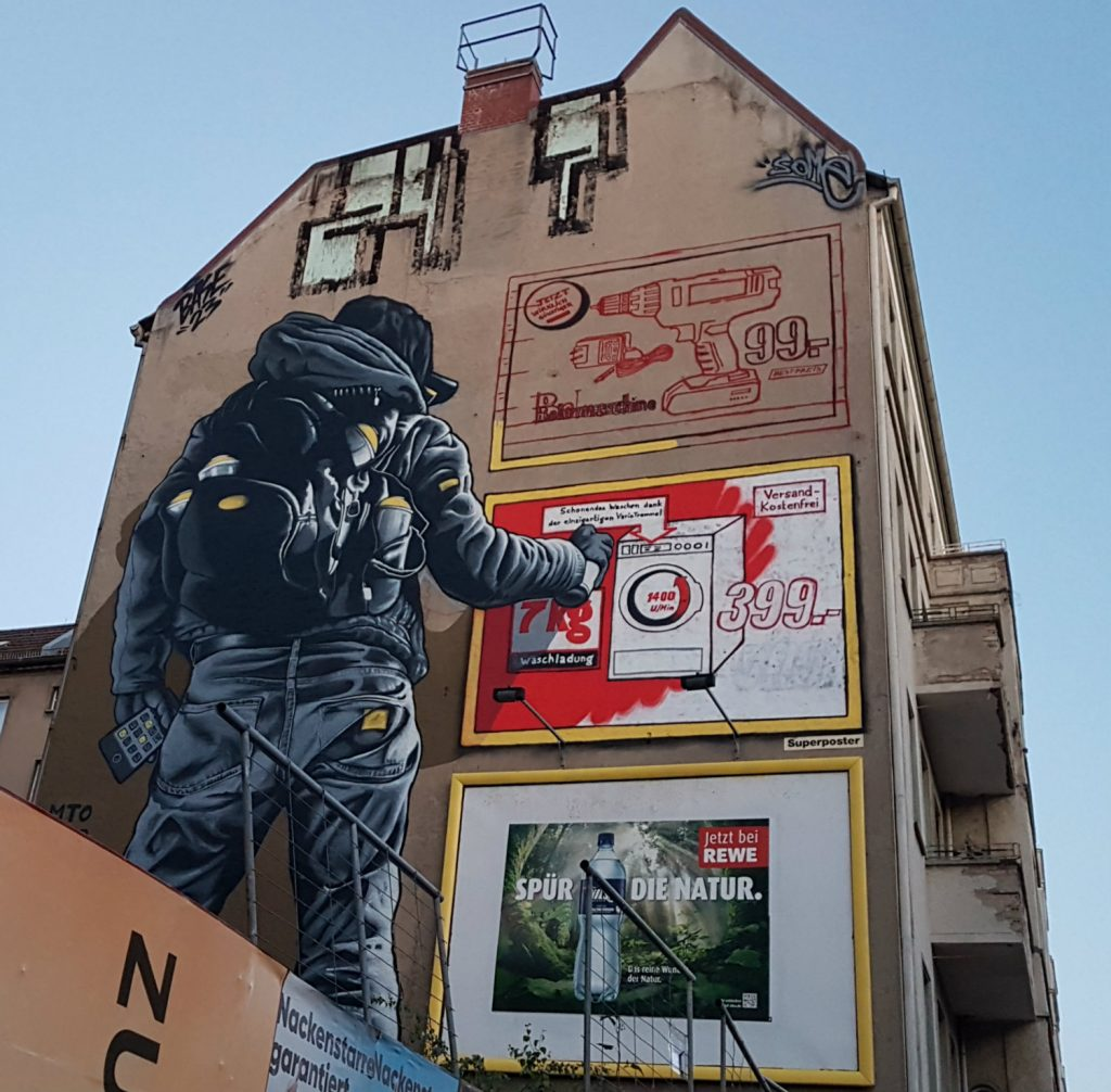 Berlin Mural Fest Friedrichshain MTO