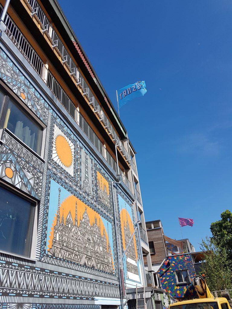 Berlin Mural Fest Friedrichshain Isakov Holzmarkt
