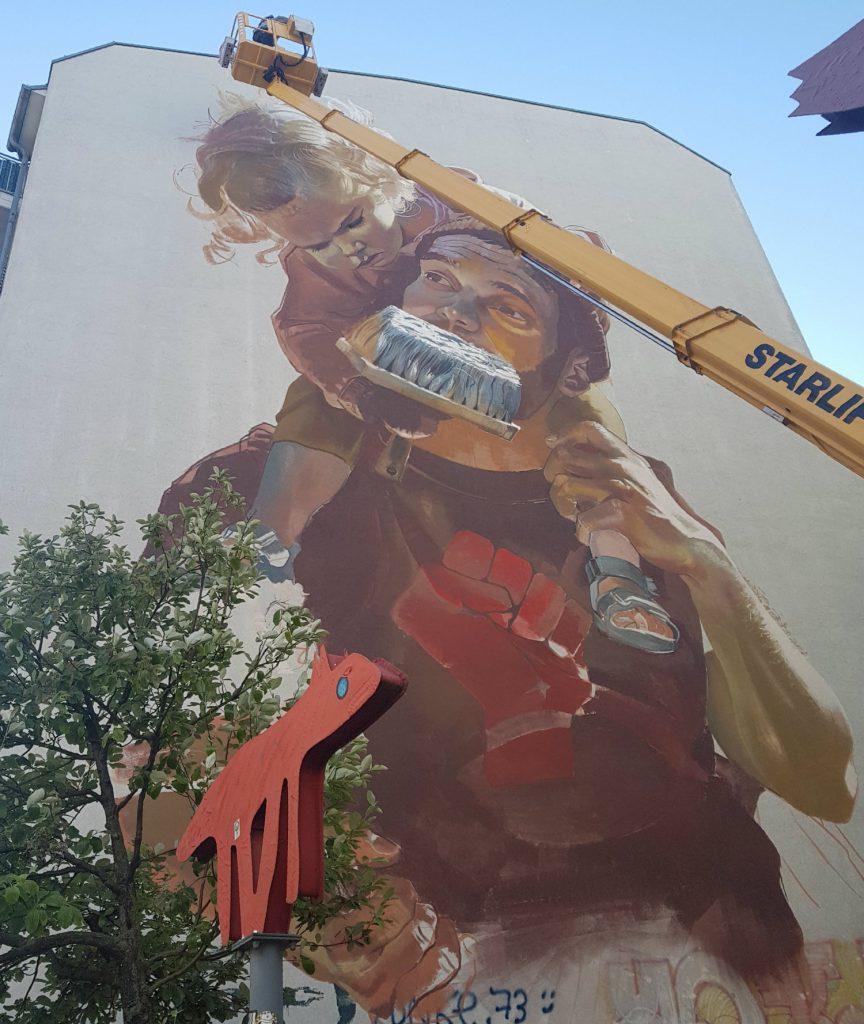 Berlin Mural Fest Neukölln Case Maclaim