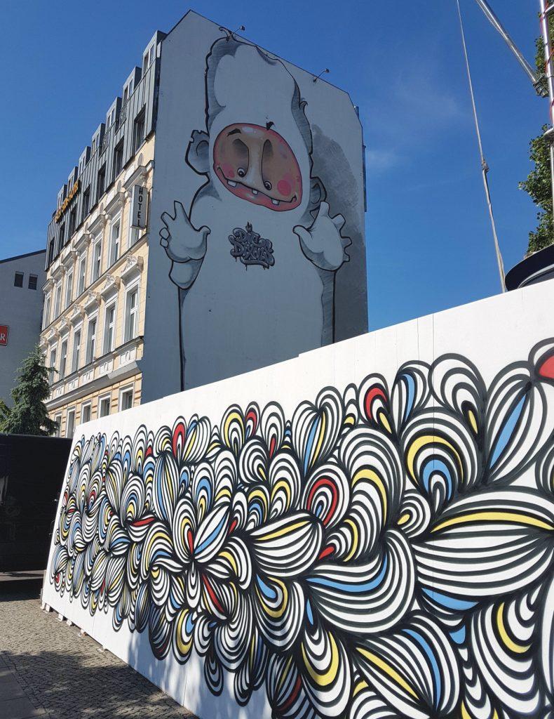 Berlin Mural Fest Friedrichshain Die Dixons