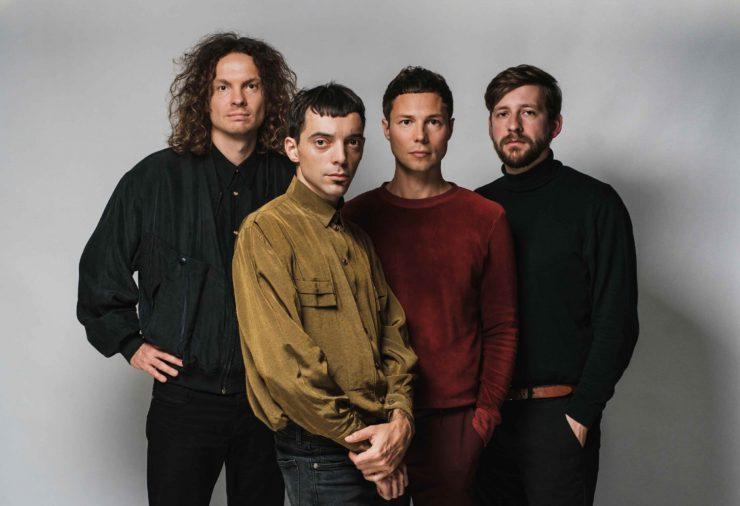 Die Arbeit Band Album Material